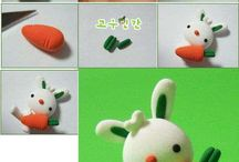 Polymer clay / by Leausher Mohamed