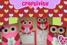 Be My Valentine <3 / by Aubrey Garvin