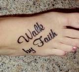 Tattoo Ideas / by Miranda Baxter