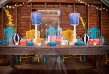 Cute Party Ideas! / by ChaeLyn Cook