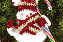 christmas crochet / by Denise Roberts