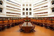 Libraries / Libraries / by Karen Andrews