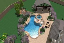 outdoor living / by Tracy Langslet