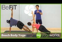 yoga / by Brittney Trueblood