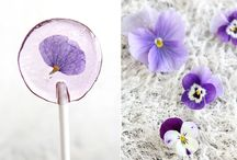 22.Edible Flower / by sweet collections