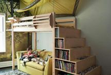 Teen Room / by Claire Hahn