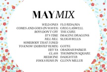 Monthly Music Mixes / by Design Editor