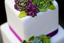 Purple and Green / by Aaliyah - TheSweetestAffair