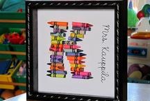 All things crafty / by Briley McGrew