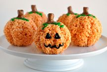 Halloween Treats / by Tara Woods