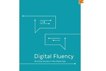 Digital Fluency / Digital fluency is the ability to reliably achieve desired outcomes through use of digital technology. Literacy means you know what tools to use and how to use them, while fluency means you also know when and why to use them.   http://bit.ly/digitalfluency / by Kevin Makice