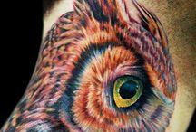 Tattoos / by Stephanie Rowell