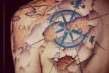 Tattoos  / by Jammie Hutton-caudill