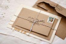 nice package. / by Melissa Cales