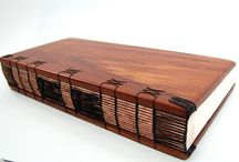 handmade books / by Rachel Avidor
