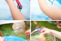 summer party ideas / by Ann Lutes Lyons
