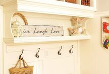 Laundry room ideas... / by Amber Ehlers