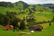 Destination : Switzerland / by Patti Taylor
