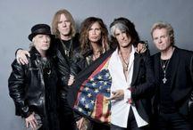 Aerosmith / by Tracie Wilson