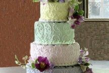 Cake ideas / by Ronnie Clappis