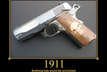 Guns & 2nd Amendment / by Tracy Belliston