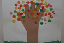 Kids crafts-fall / by Brandy Keagy