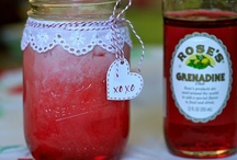 Mason Jars ~ Beverages ~Sodas, Milkshakes & Slushies / by Linda S