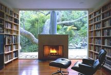fireplaces / fireplaces / by Lyndy