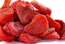 healthy snacks / by Amber-Lynn Fischer