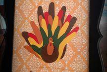 Thanksgiving-Family / by Rebakah Bussa