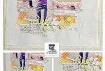 scrapbooking layouts / by Maureen Bosch