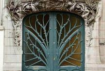 Doorways / by Heather DeViveiros