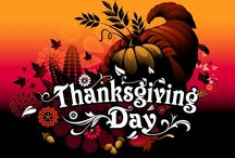 A time to give thanks!! Thanksgiving / by Carol Hall Jones