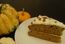 Fall - Recipes / Collection of Autumn Recipes / by Jillian Mayer