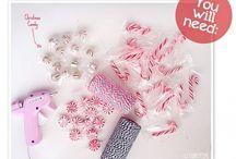 Christmas DIY's / by Mandy Naranjo