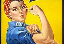 Rosie the Riveter / The best of Rosie the Riveter on the web! / by Rosie The Riveter We Can Do It!