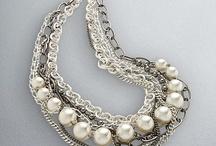 Necklaces / by Stalinda Pickup-Bracken