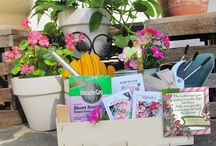 Gift basket ideas / by Susan Hickey