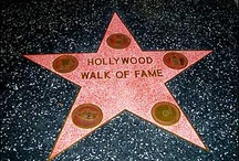 Hollywood walk of fame / by Annette Foster