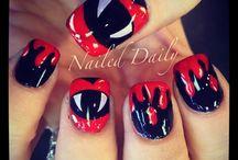 Nails, Nails, Nails / by Redd