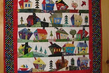 My Quilts and others to love / by Chris Kroot
