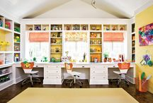 Craft Centers / by Kris @ Driven by Decor