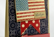 Papercrafts and cards-4th of July/summer / by Lori Wintrow