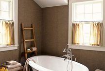 Bathrooms / by Sue Shimomura