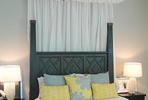 Bedroom ideas / by Christa Swenson
