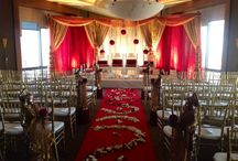 Indian Wedding Set-Up / N!cko / by City Club Los Angeles
