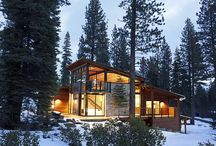 Prefab homes / by Gillian Sarner