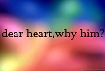 Heartbreak Hotel / by Crystal B
