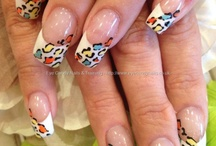 Nail Art / Fun Art for your nails / by Jennifer Freese Foote