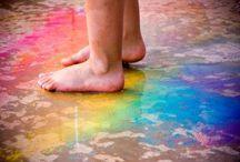 Rainbows / by Briton